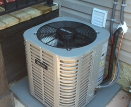 New AC Unit Sales